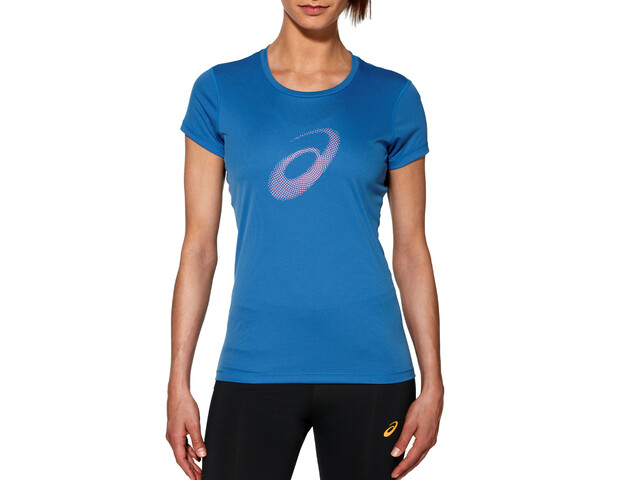 asics Graphic SS Top Women jeans